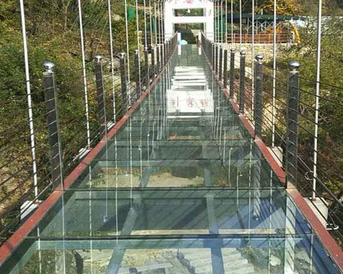 木兰天池外婆桥案例