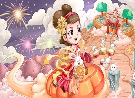 八月金秋桂送香,十五明月情溢边——河南吊桥安装厂家祝您中秋快乐!