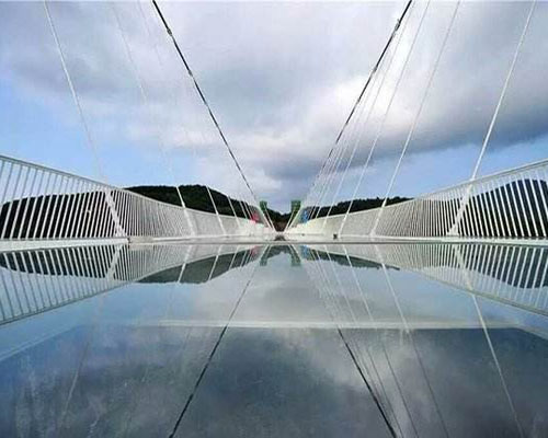 玻璃吊桥施工厂家