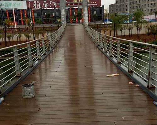 河南水上趣桥