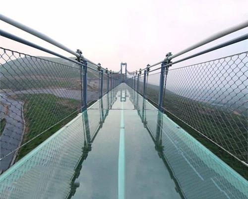 玻璃吊桥造价