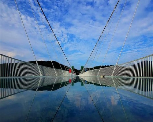 高空玻璃桥