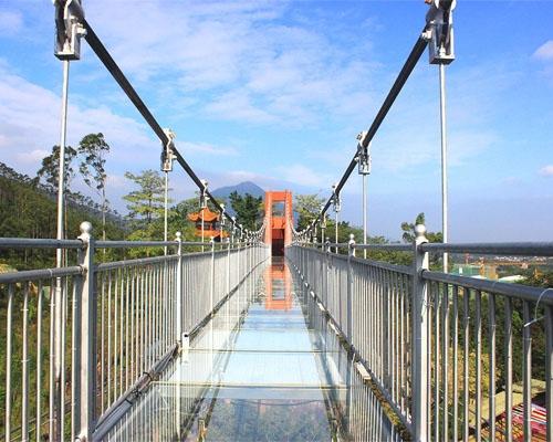 玻璃桥安装