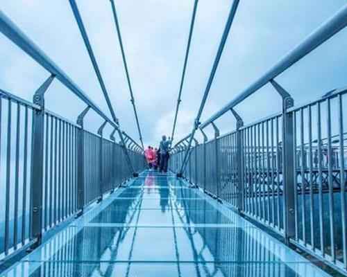 安徽玻璃吊桥